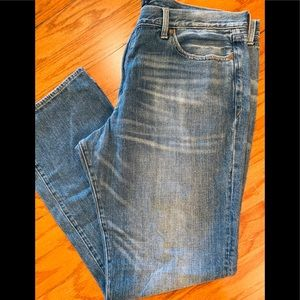 Men's Lucky Jeans 367 Vintage Boot size 40 X  34